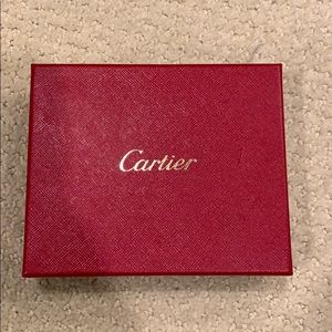 Cartier Wallet Box
